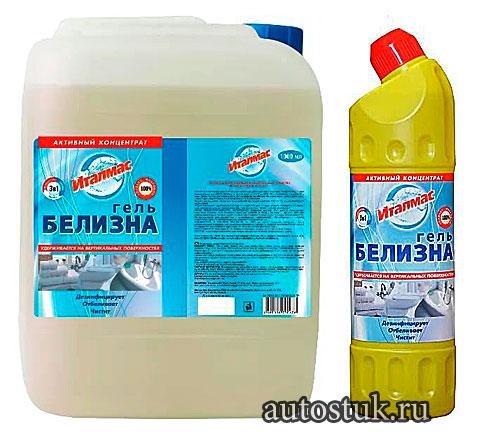 belizna - Чем промыть систему охлаждения авто