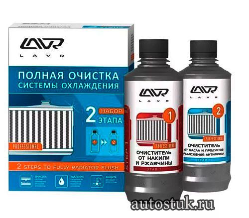 lavr - Чем промыть систему охлаждения авто