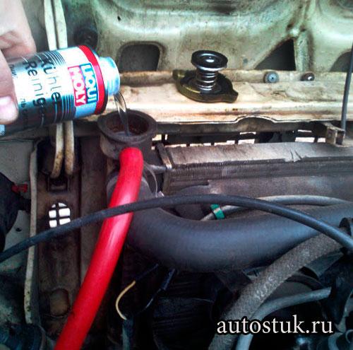 promyvka22 - Чем промыть систему охлаждения авто
