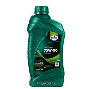 Трансмиссионное масло 75в90