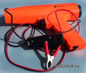 страбоскоп для установки зажигания