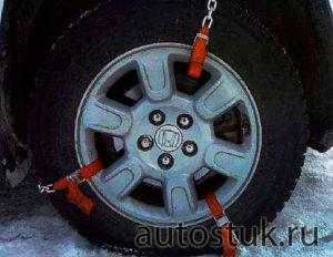 tsepi12 300x232 - Устройства противоскольжения для автомобилей