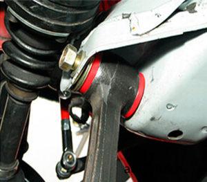 замена втулок переднего стабилизатора