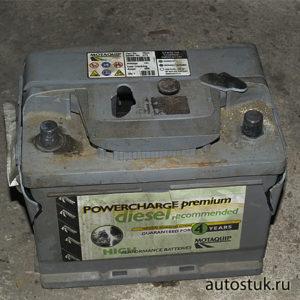 автомобильный аккумулятор взорвался