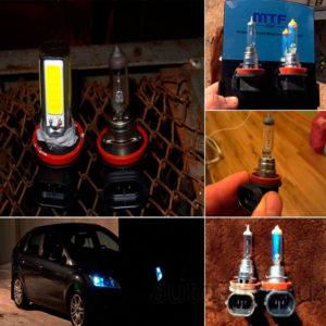 лампа h8 и h11 в чем разница