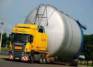 специальное разрешение на перевозку тяжеловесных грузов