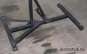 станок для монтажа шин
