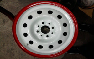 крашенные штампованные диски ваз 2114