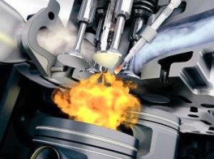 устройство и принцип работы дизельного двигателя