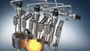 принцип работы дизельного мотора