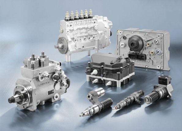 детали дизельного двигателя