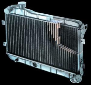 материал автомобильного радиатора