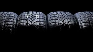 как хранить автомобильную резину