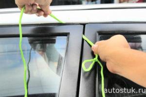 как открыть авто без ключа