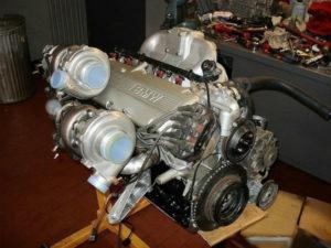 надежный двигатель бмв