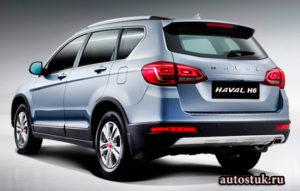 haval h6 цена комплектация и фото