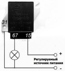 проверка реле регулятора напряжения генератора