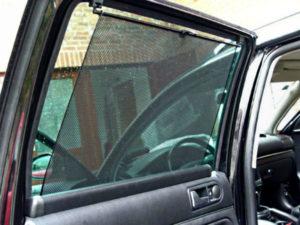 рулонные шторки для стекол автомобиля