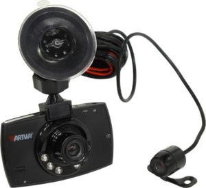двухкамерный видеорегистратор