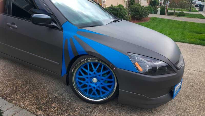 резиновая краска для авто