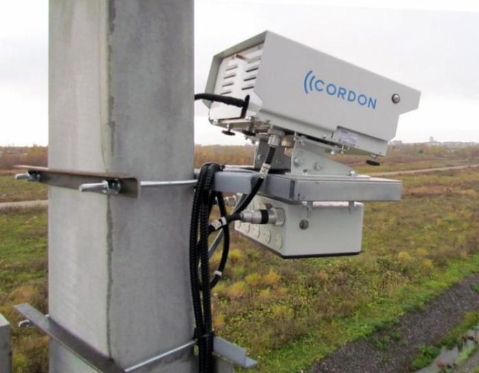 как работает камера на стоп линию